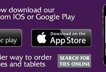 New Ties Online App