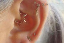 piercing ve dövmeler