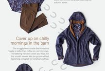 Fall/Winter 2017 / Kerrits Equestrian Clothing line for Fall and Winter 2017