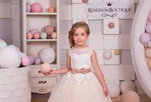 Kleid Lilien