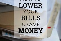 how to lo we er your bills