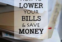 how to lo we er your bills