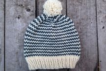Knitting-Hats & Mittens & Scarves