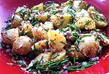 veggie sides / by Malorie Lucich