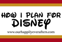 Disney / by Ashley Pere'