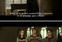Harry Potter memes. (& sad draco) / Memes