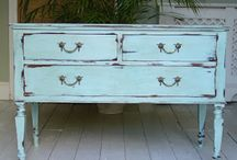 Painted Furniture / by Cathy Farley