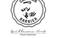 BARBIER - GUILLAUME FORT / BARBIER - COIFFEUR - CREW PRODUCT