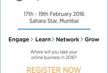 """eTailing India Expo 2016 / The 4th Annual """"eTailing India Expo 2016, Mumbai"""" carries forward eTailing India's vision of spreading #knowledge and awareness about #eCommerce and it's components in #India and abroad. The #event is scheduled for 17th - 19th February 2016 at Sahara Star, #Mumbai. Register Now: https://in.explara.com/widg…/etailing-india-expo-2016-mumbai"""