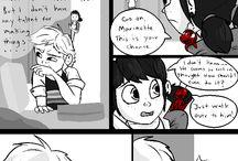 Ladybugs comic