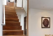 Up and down the stairs / Stairs with style & personality