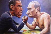 президент в карикатурах