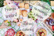 E-shop k nakousnutí / Spouštíme novou cateringovou službu pro firemní snádaně, školení a konference.
