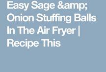 sage stuffing