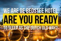 De Bedstee Hotel Amsterdam - Luxury Capsule hotel