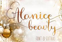 Fonts To Buy / by Tiffany Kuehl Designs