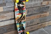 OMEN LONGBOARDS / by The Longboard Store