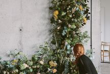 2.EVENTS | FLOWERS | CONSTRUCTIONS / Happening, colours, flower inspiration, decoration events.