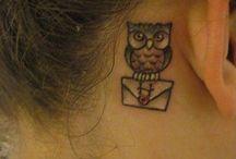 Modelos de tattoos / Inspirações para começar