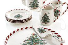 Christmas Crockery