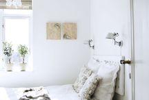 |slumber| / Bedroom + beds