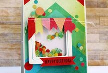 Cards - Shaker