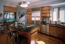 art deco kitchens