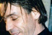 Till Lindemann smile