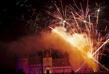 Valtra Launch Sully / Loire 2012 / Lancement nouvelles machines dans un cadre prestigieux