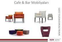 Cafe & Bar Mobilyalari / www.newlineofis.com