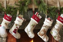 Holiday: Christmas stocking designs