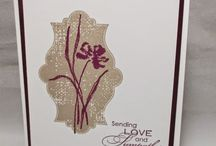Everything Eleanor Stampin' Up! Stamp Set Greeting Cards