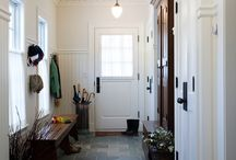 Entryways / by Julia Balfour, LLC