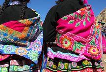 Peru Traditional Textiles, Dress & Travel
