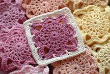 piastrelle granny crochet