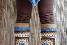 Ideias tricot e crochet