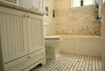 Bathroom Traditional Design / by RJK Construction, Inc