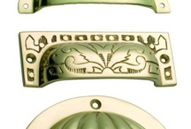 Kitchen and Cabinet Handles / French provincial and country kitchen knobs & handles. http://www.restorationonline.com.au/handles/kitchen-handles