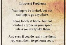 introvert lyfe