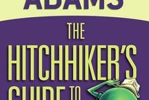 The Hitchhiker's Guide to the Galaxy / The covers of Hitchhiker's Guide to the Galaxy