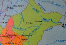 AtoZ Challenge 2015: Amazon River Jungle Cruise / An Amazon riverboat cruise in the Peruvian Jungle