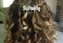 Lillie hair / by Kathy Ruiz