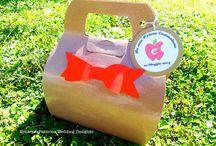 Wedding & Baby Bag / Shopper e Bag personalizzate per i tuoi eventi!