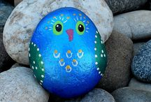Painted Rocks / by Pepper Hayes