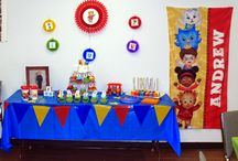 Daniel Tiger Party / by viviana Barnwell