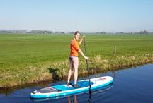 Suppen in Zoetermeer / Suppen lessen en verhuur surfschool in Zoetermeer ook voor party's surfshop en webshop www.funsportvanvliet.nl