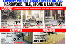 Flooring Sale! /