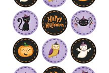 HALLOWEEN / Scrapbooking project and other craft for halloween