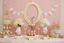 Baby Shower - for girl / by GagaGallery Wheeler3Designs