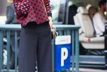 Fall/winter culottes